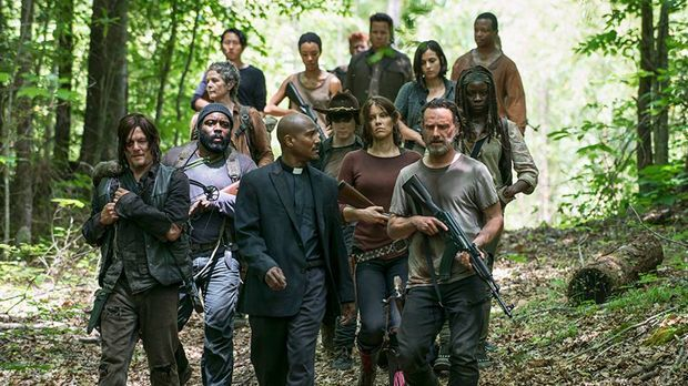 """The Walking Dead"" Staffel 5: Gewalt ist kein ""Torture Porn"""