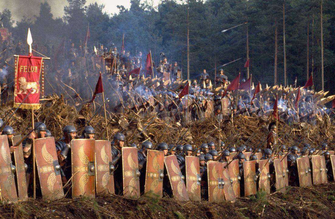 Im Jahr 180 nach Christus steht Kaiser Marcus Aurelius am Ziel seiner Träume: Mit den germanischen Stämmen sind die letzten Feinde besiegt. Nun gilt... - Bildquelle: Universal Pictures