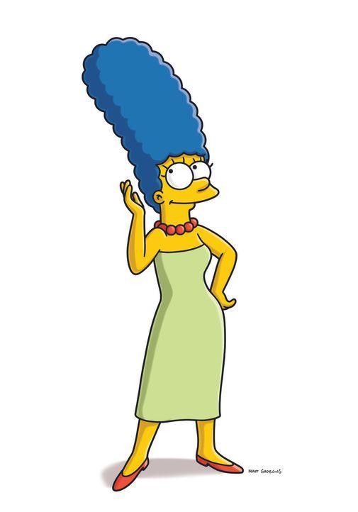 (27. Staffel) - Immer um Anstand und Sitte in der chaotischen Familie bemüht: Mutter Marge ... - Bildquelle: 2015 Fox and its related entities.  All rights reserved.