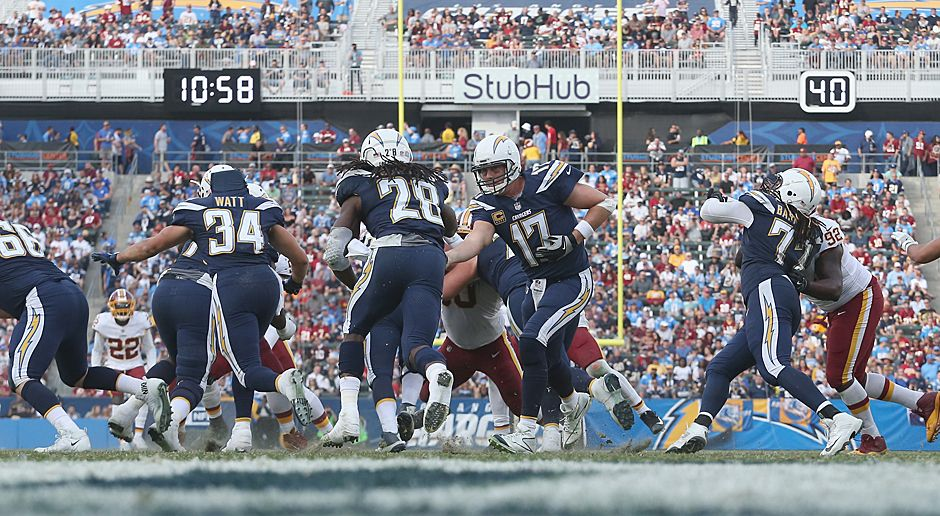 Los Angeles Chargers - Bildquelle: 2017 Getty Images