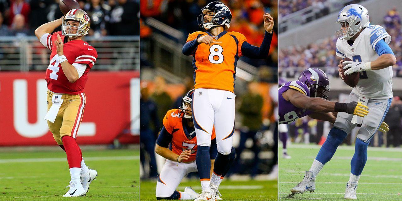 Die Gewinner und Verlierer aus Week 9 - Bildquelle: Getty Images