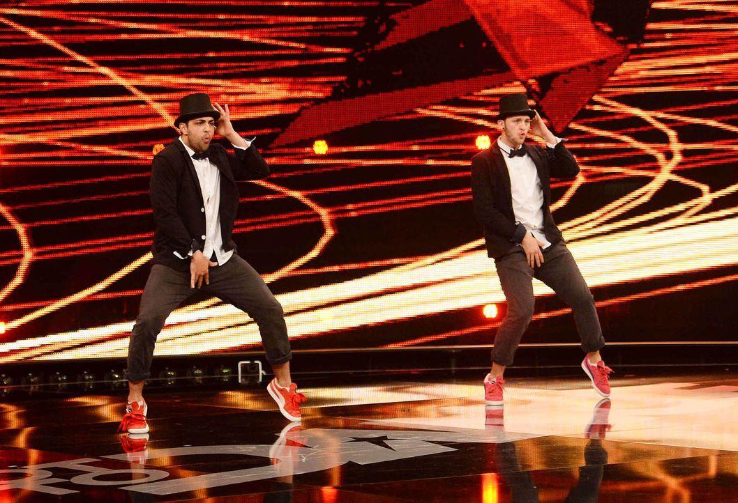Got-To-Dance-Vlado-Pete-02-SAT1-ProSieben-Willi-Weber - Bildquelle: SAT.1/ProSieben/Willi Weber