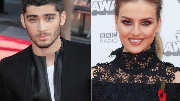 """One Direction""-Star Zayn Malik: Perrie Edwards über Tiefpunkt der..."