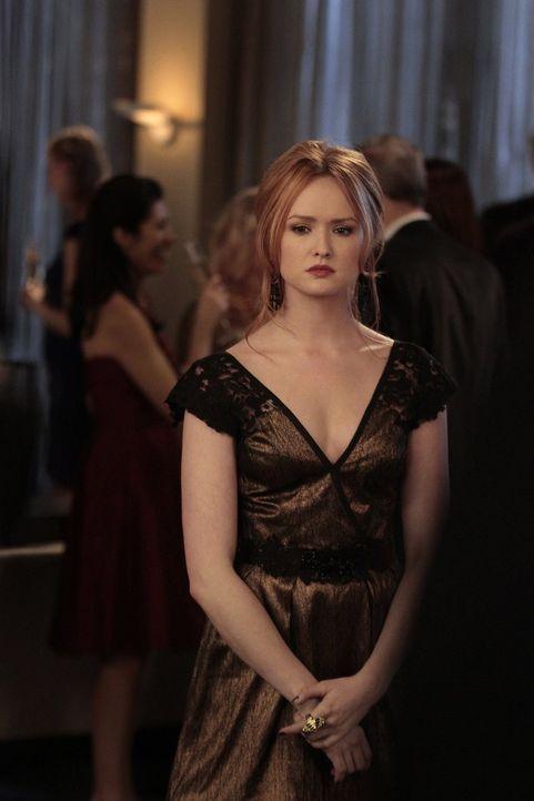 Findet ihn William einen überraschenden Verbündeten bei ihrem Versuch, an der Upper East Side akzeptiert zu werden: Charlie (Kaylee DeFer) ... - Bildquelle: Warner Bros. Television
