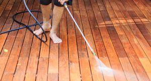 Holzfußboden Sauber Machen ~ Terrassenplatten reinigen hausmittel machen s möglich sat