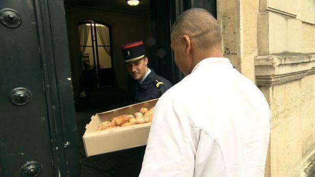 König der Baguette - Bäcker2