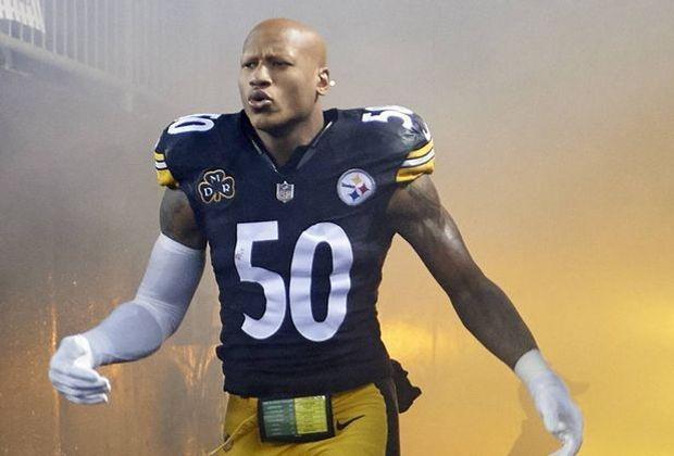 Ryan Shazier (Pittsburgh Steelers)