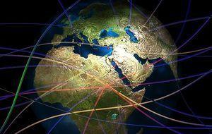 erdteile-globus
