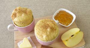 Fruchtiger Apfelkuchen - perfekt zum Frühstück!