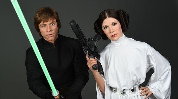 Star Wars Kostüme Kinder Zu Karneval Verkleiden Sat1 Ratgeber
