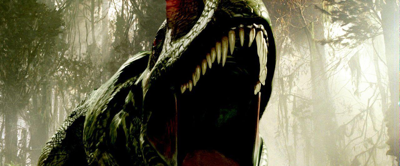 Im Jahr 2055 sind Dinosaurierjagden in der Vergangenheit der absolute Hit für reiche Jäger. Doch eines Tages geschieht während einer solchen Safari... - Bildquelle: ApolloMedia