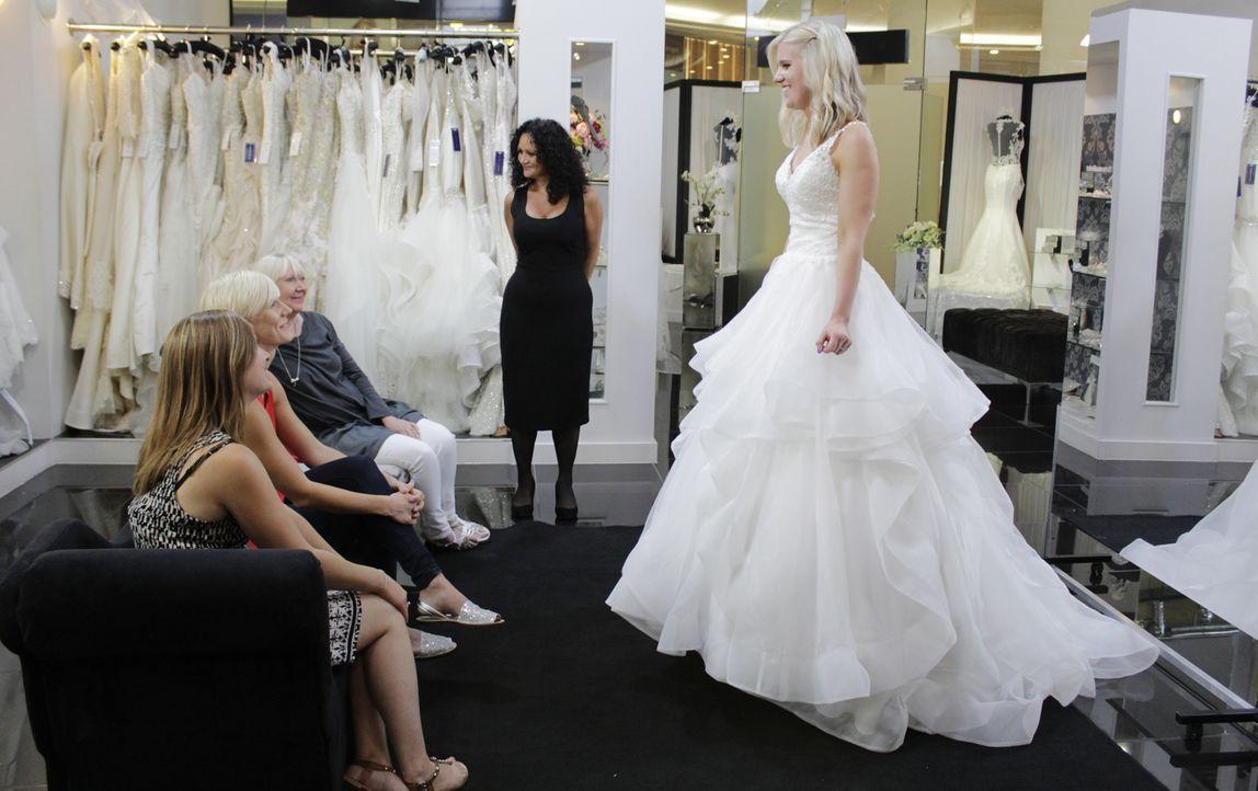 """Das Motto von Braut Lisa ist """"Mehr ist mehr!"""" Sie sucht nach einem... - Bildquelle: TLC & Discovery Communications"""