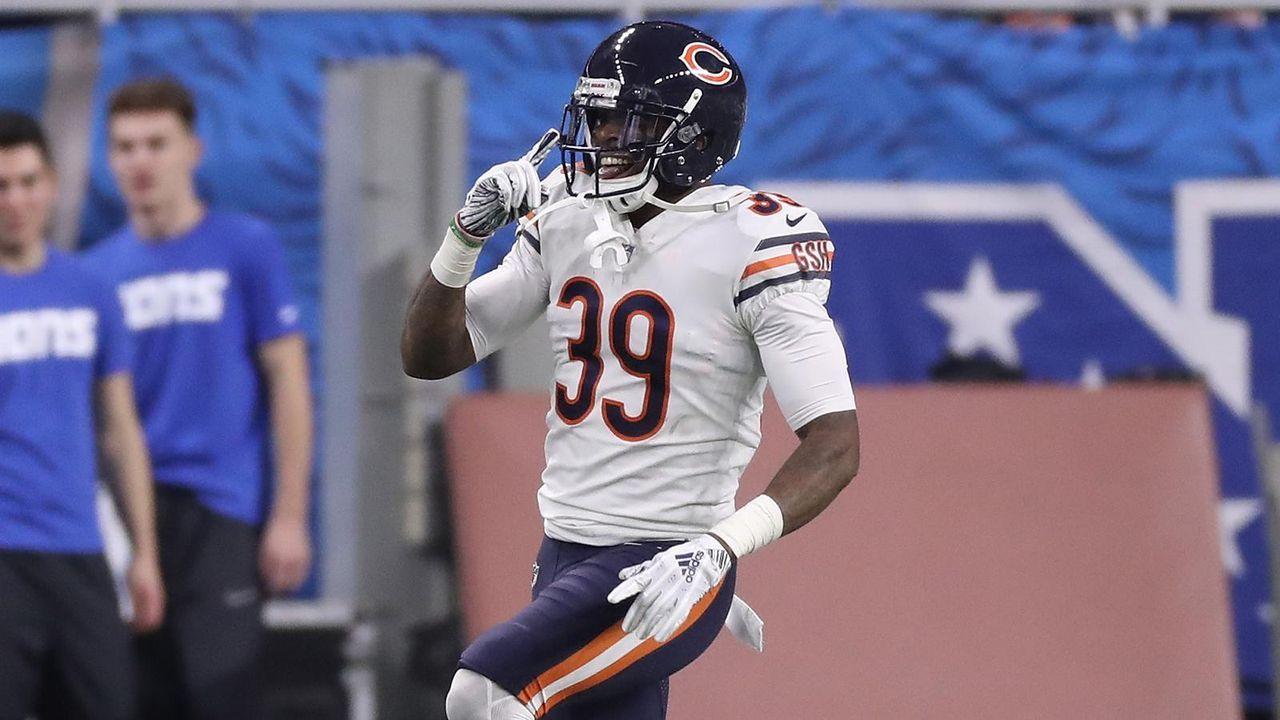 Free Safety: Eddie Jackson (Chicago Bears) - Bildquelle: Getty
