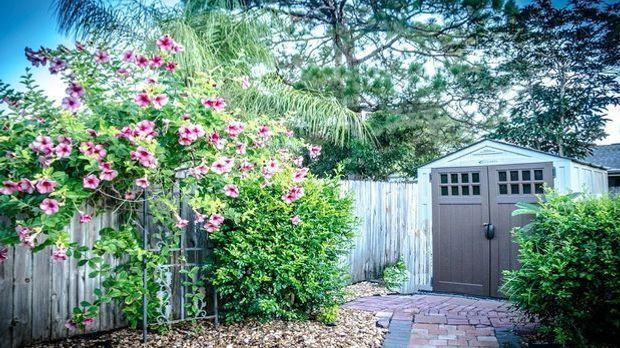 Gartengeräteschrank Pixabay
