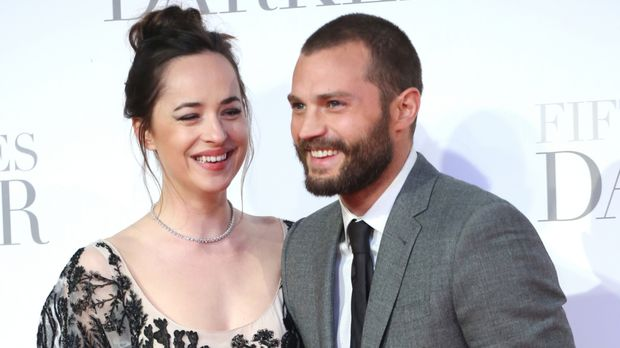 Fifty Shades Of Grey 2 Star Jamie Dornan Spaß An Sexszenen Mit