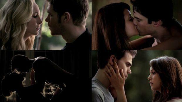 Die schönsten Momente aus Vampire Diaries Staffel 5