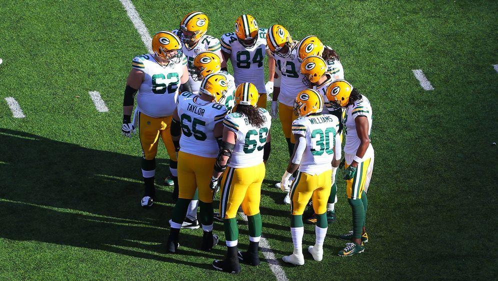 Nach zwei misslungenen Spielzeiten findet bei den Green Bay Packers ein Umbr... - Bildquelle: Imago