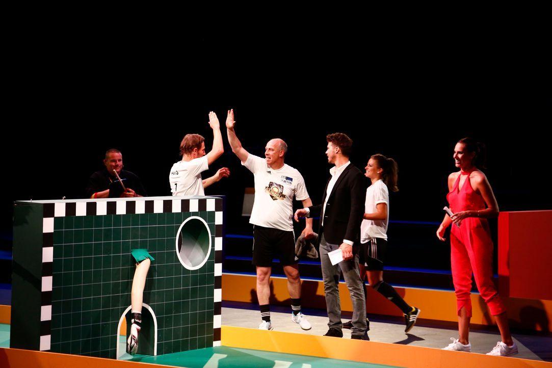 Das ProSieben Länderspiel_14 - Bildquelle: ProSieben