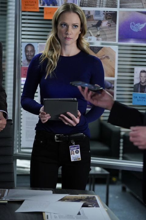 Jennifer Jareau (A.J. Cook) - Bildquelle: Cliff Lipson 2018 CBS Broadcasting, Inc. All Rights Reserved/ Cliff Lipson