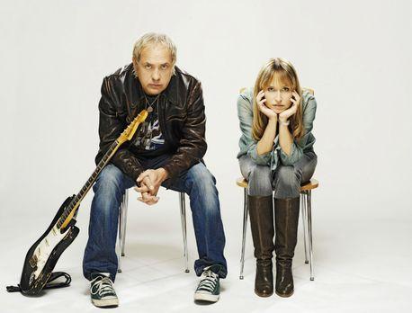 Mein Schüler, seine Mutter & ich - Musiklehrer Carlo (Uwe Ochsenknecht, l...