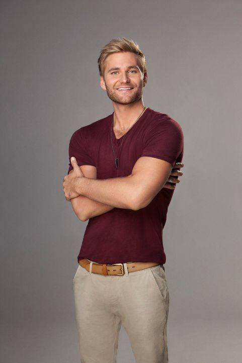(1. Staffel) - Ist glücklich mit Jules, doch hat er in ihr wirklich die Liebe seines Lebens gefunden? Lowell (Rick Donald) ... - Bildquelle: 2013 CBS Broadcasting, Inc. All Rights Reserved.