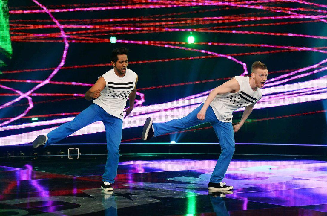 Got-To-Dance-Tilim-und-Marcel-07-SAT1-ProSieben-Willi-Weber - Bildquelle: SAT.1/ProSieben/Willi Weber