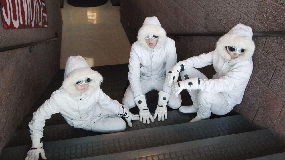 Minutemen - Schüler auf Zeitreise - Bildquelle: 15.01.2012 •  11:40 Uhr