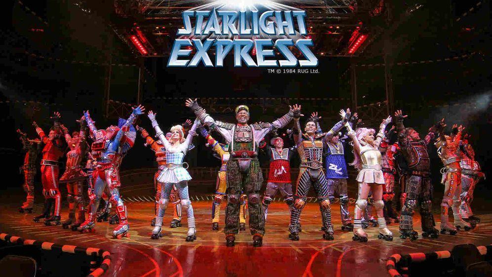 Starlight Express 2017
