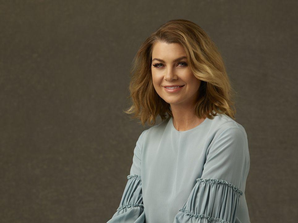 (12. Staffel) - Wie wird Meredith (Ellen Pompeo) nach dem Tod von Derek zurechtkommen? - Bildquelle: Bob D'Amico ABC Studios