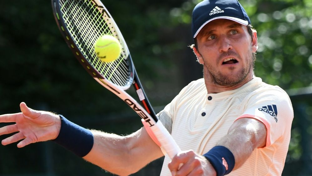 Mischa Zverev steht in Eastbourne im Halbfinale - Bildquelle: AFPSIDERIC FEFERBERG