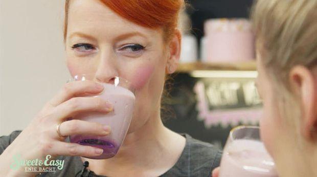 Marmeladen-Milchshake: Der schnelle Shake aus Sweet & Easy - Enie backt