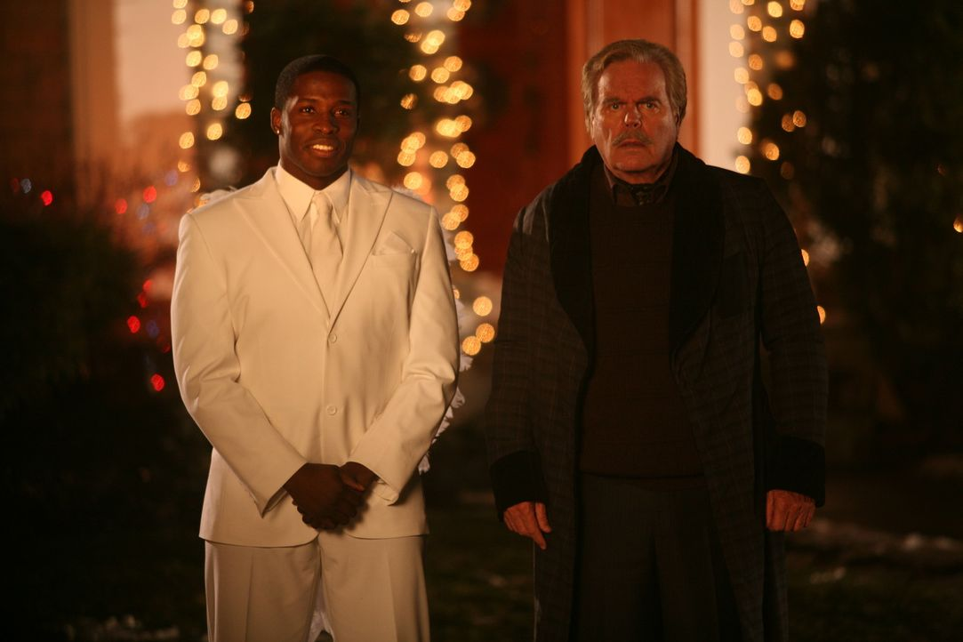 Da Geben jedoch fast so schön ist wie Nehmen, überlegt sich Dennis, wie er zu Weihnachten seinem Lieblingsnachbarschaftsopfer Mr. Wilson (Robert W... - Bildquelle: Warner Bros.