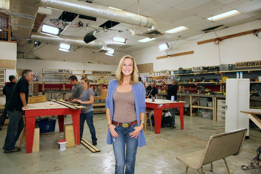 Lara Spencer - Bildquelle: 2015,HGTV/Scripps Networks, LLC. All Rights Reserved