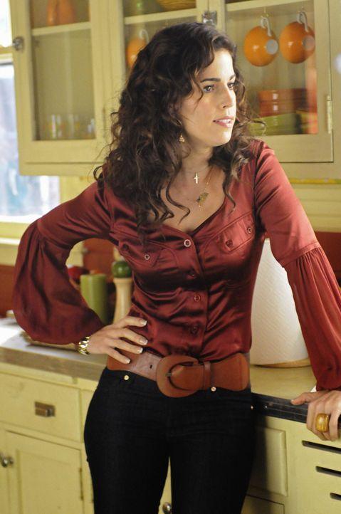 Hilda (Ana Ortiz) führt heimlich ihren Schönheitssalon fort, nachdem die Stadt ihre Erlaubnis zurückgenommen hat ... - Bildquelle: 2008   ABC Studios