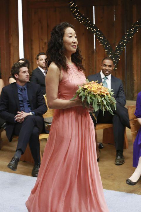 Die langersehnte Hochzeit nimmt eine überraschende Wendung. Christina (Sandra Oh) ist mehr als nur entsetzt ... - Bildquelle: ABC Studios