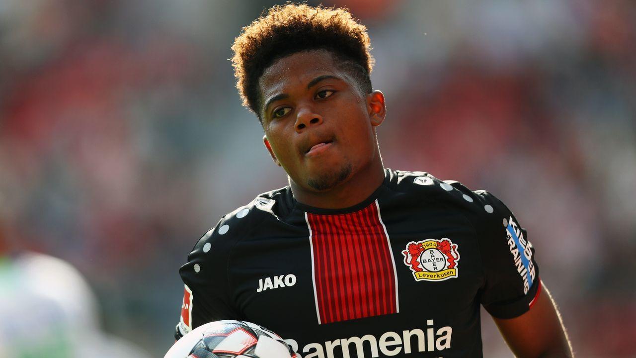 Leon Bailey (Bayer Leverkusen) - Bildquelle: 2018 Getty Images