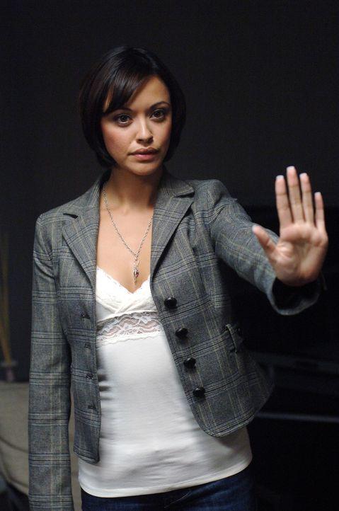 Mitglied eines Hexenzirkels: Tammi (Marisa Ramirez) ... - Bildquelle: Warner Bros. Television