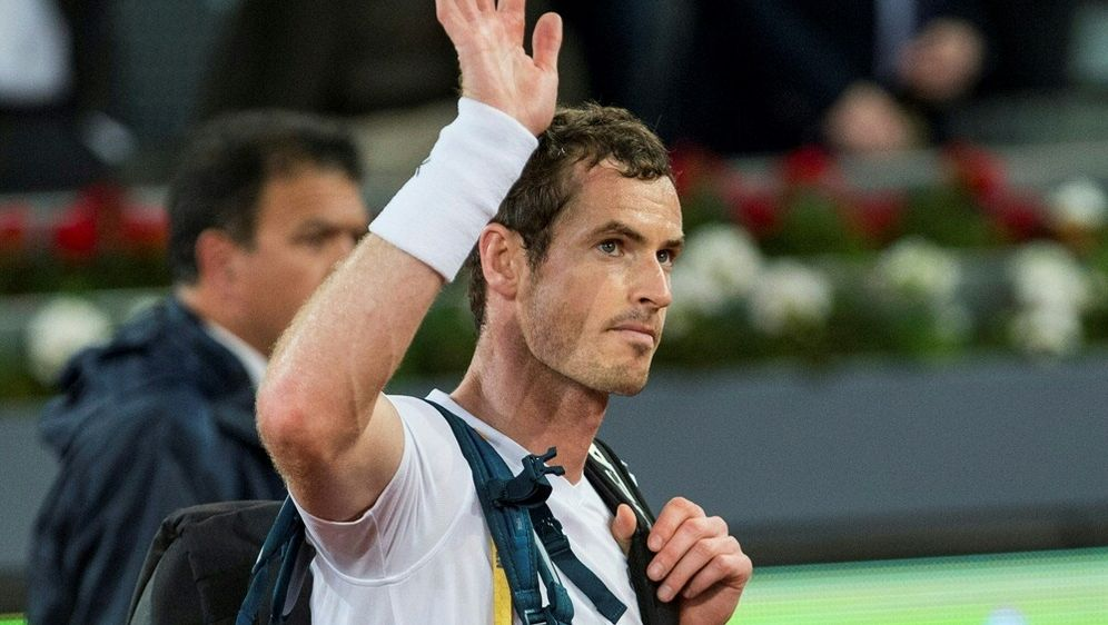 Andy Murray sagt Masters-Turnier in Cincinnati ab - Bildquelle: PUXATHLONPUXATHLONSID