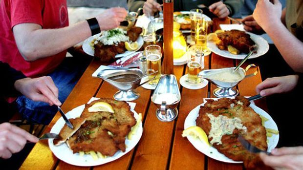 Schnitzel mal anders: Mühlenschnitzel