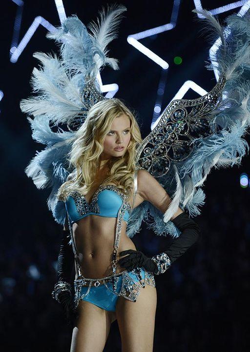 Magdalena Frackowiak Victoria's Secret Fashion Show - Bildquelle: AFP