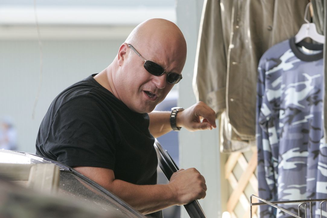 Geht Mackeys (Michael Chiklis) Plan auf und die falschen Informationen sorgen für einen Bandenkrieg zwischen Armeniern und Mexikanern? - Bildquelle: 2007 Twentieth Century Fox Film Corporation. All Rights Reserved.