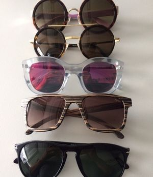 Sonnenbrillen Trends 2015 2