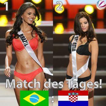 Brasilien vs. Kroatien - Bildquelle: dpa picture alliance