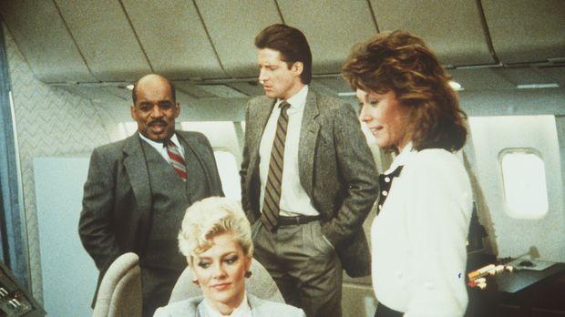(v.l.n.r.) Billy (Mel Stewart), Francine (Martha Smith), Lee (Bruce Boxleitne...