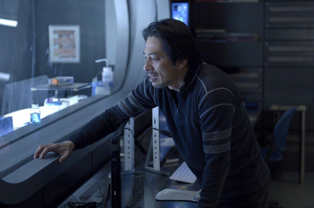 Wie weit wird Hatake (Hiroyuki Sanada) für seine Familie gehen? - Bildquelle: 2014 Sony Pictures Television Inc. All Rights Reserved.