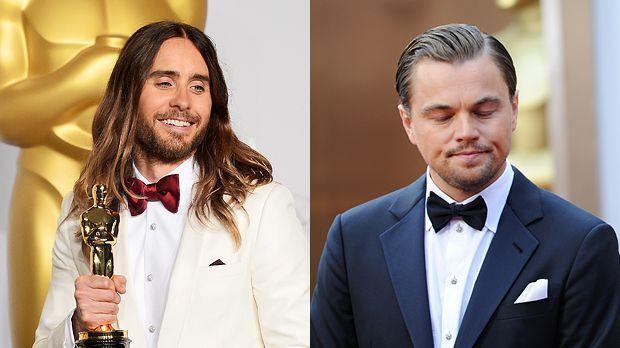 Jared-Leto-Leonardo-DiCaprio-14-03-02-dpa-AFP - Bildquelle: dpa/AFP