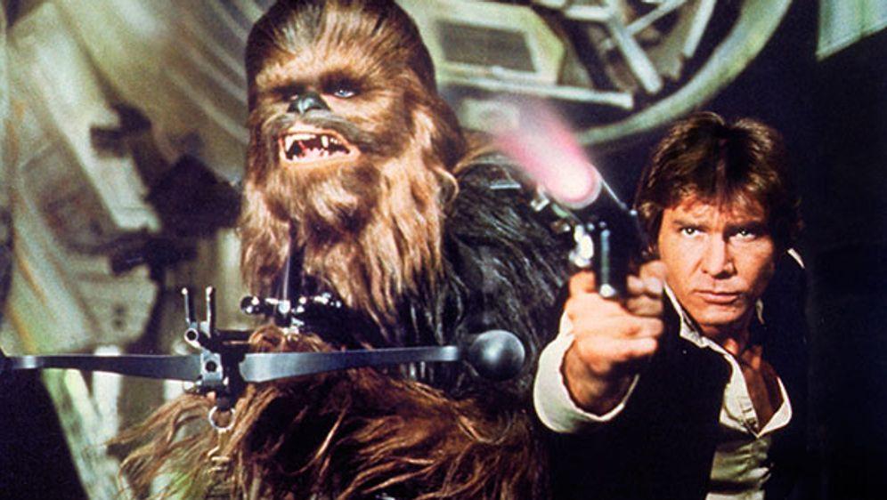 """Platz 7: Chewbacca aus Star Wars - Bildquelle: """"Star Wars - Episode IV"""": auf DVD erhältlich (20th Century Fox)"""