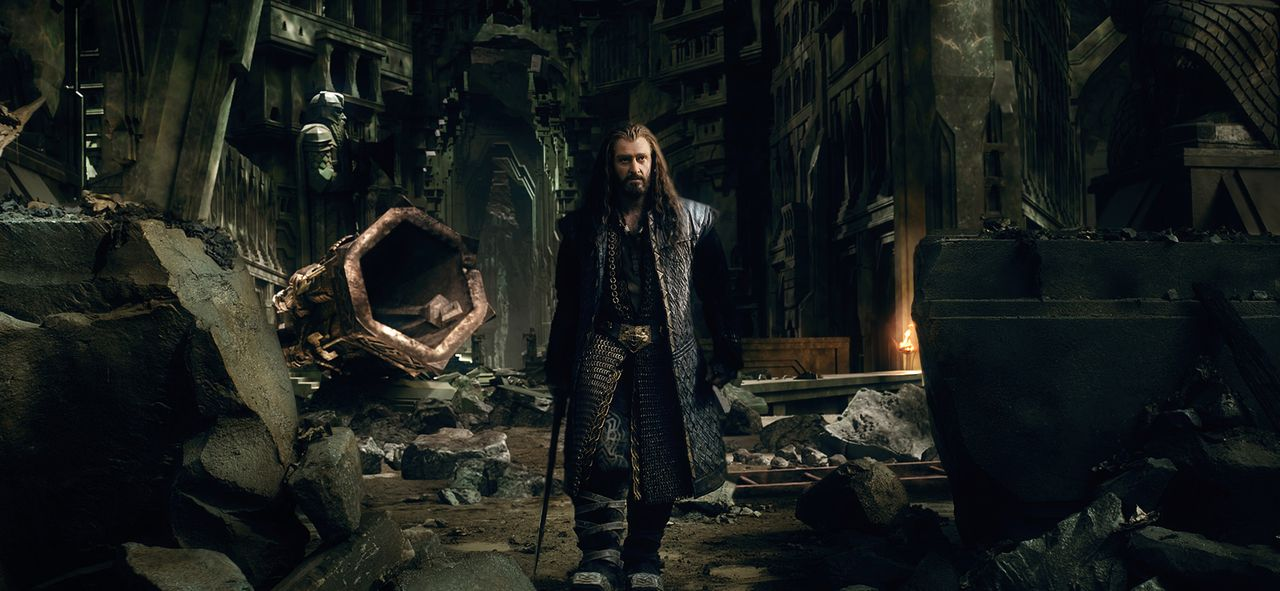 Der-Hobbit-Schlacht-der-fuenf-Heere-5-WARNER-BROS-ENT - Bildquelle: © 2014 Warner Bros. Entertainment