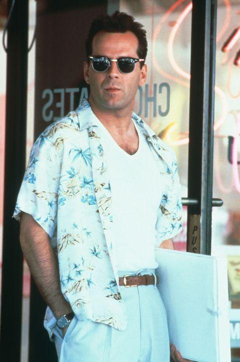 Ein Blind Date bringt den beruflich erfolgreichen Single Walter (Bruce Willis) in große Schwierigkeiten ... - Bildquelle: TriStar Pictures