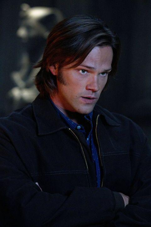 Versucht sich als Deans Anwalt: Sam (Jared Padalecki) ... - Bildquelle: Warner Bros. Television